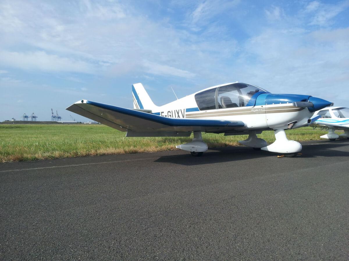 DR 400 F-GUXV
