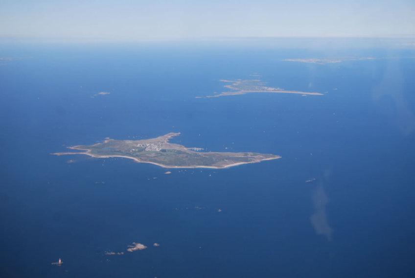 Objectif : les îles en Bretagne !