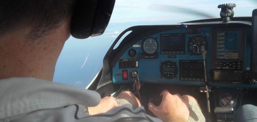 7500ft au dessus de la grande bleue