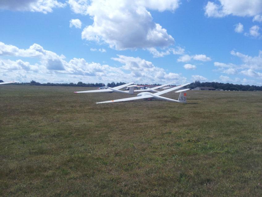 Découverte du vol à voile à Montaigu