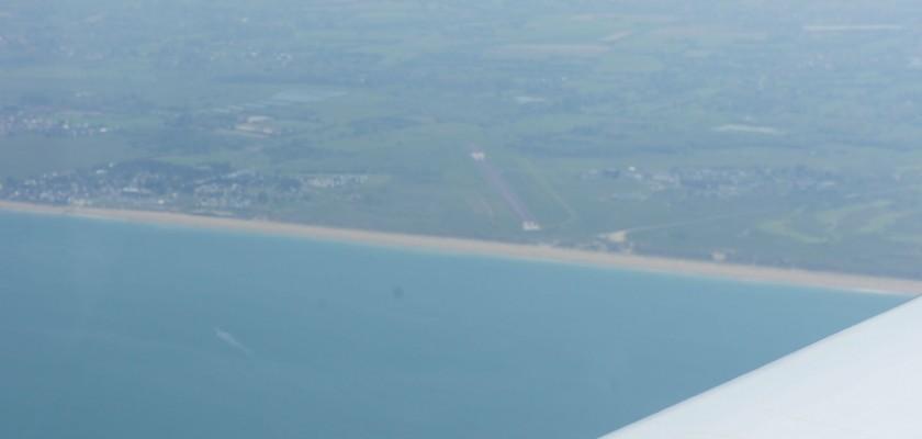 L'aérodrome de Granville