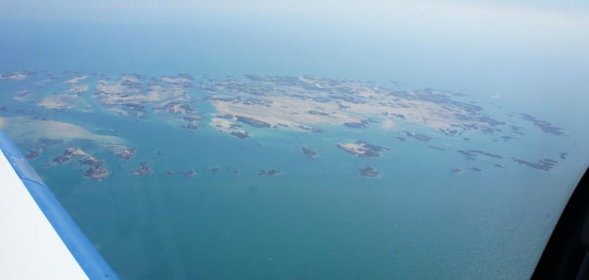 Les iles Chausey