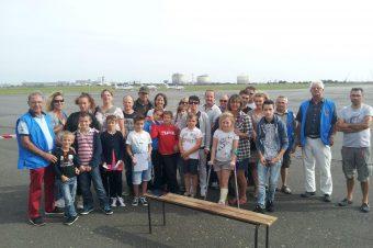 Baptêmes de l'air pour les enfants avec le Lion's Club