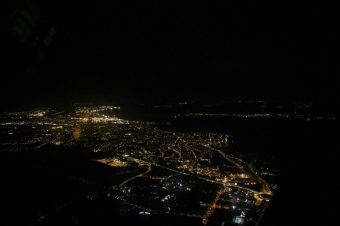 Vol de nuit 11 novembre 2016