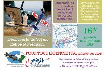 Rallye de Précision à St Nazaire Montoir