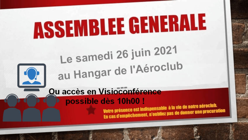Assemblée Générale du 26 juin 2021