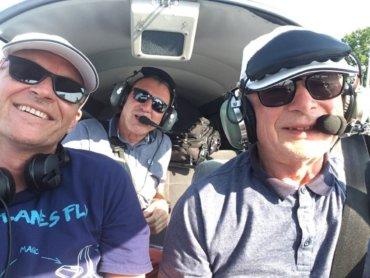 Fin de saison réussie pour l'Aéroclub de l'Estuaire avec le F-HCAP